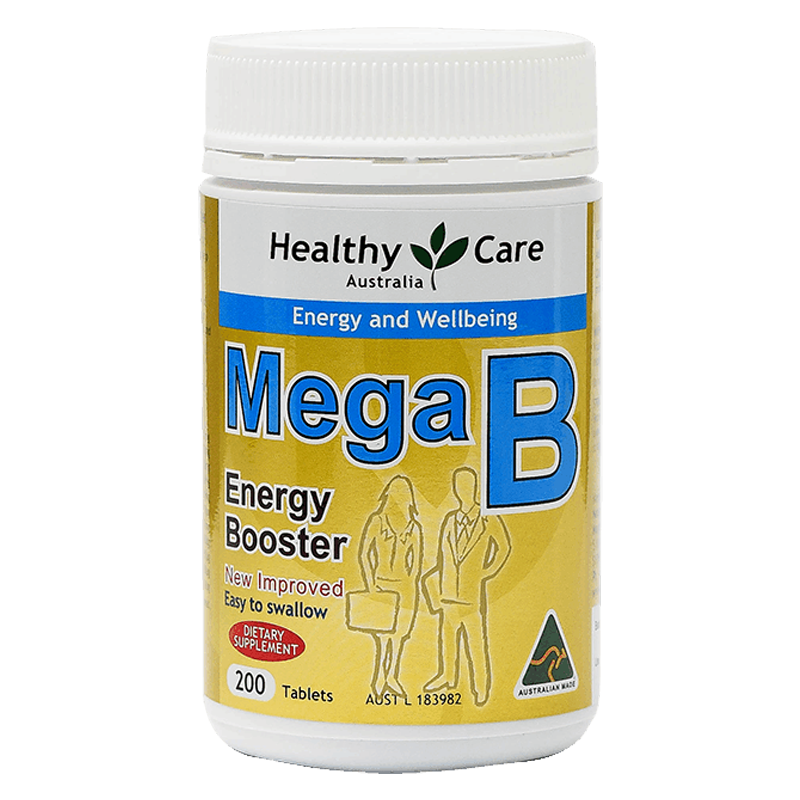 Healthy Care Mega Energy Booster