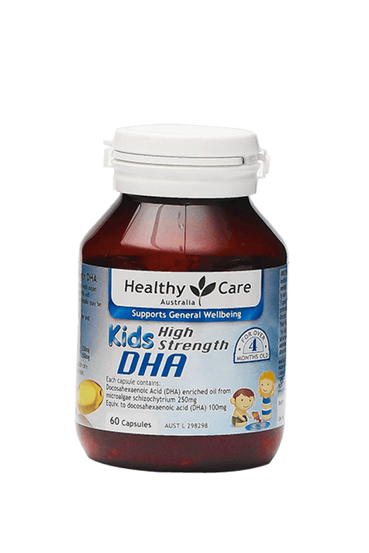 Healthy care kids high DHA